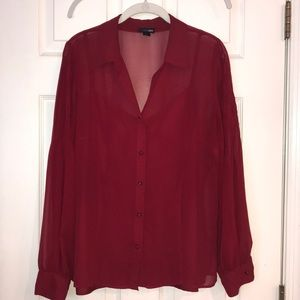 NWOT Women's Large blouse from East 5th
